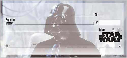 Star Wars Classic Checks