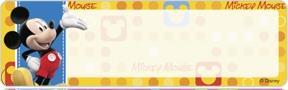 Mickey Fun-Tastic Address Labels
