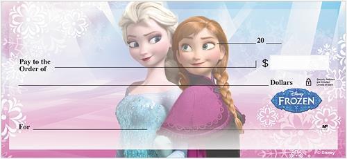 Frozen Checks