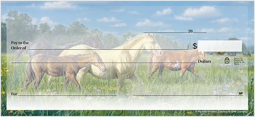 Wild Horses Checks
