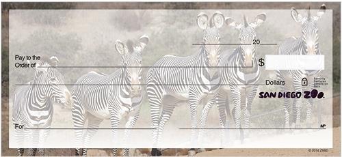 Zoo Safari Checks