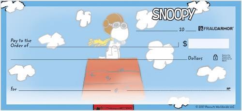 Snoopy Checks