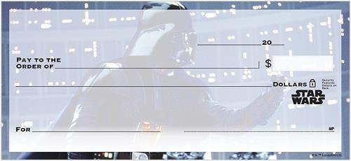 Star Wars Darth Vader Checks