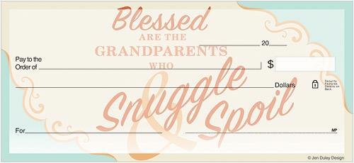 Grandparents Checks
