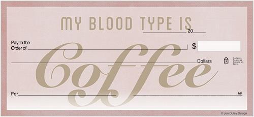 Coffee Checks