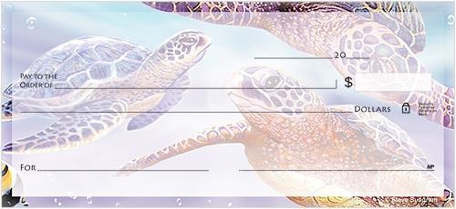 Steve Sundram Sea Turtle Checks