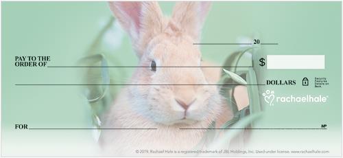 rachaelhale Bunnies Checks