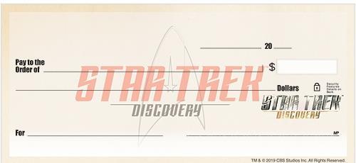 STAR TREK Discovery Checks