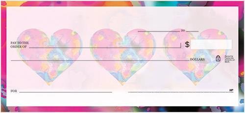 Precious Hearts Checks