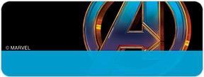 Marvel: The Infinity Saga Adress Labels