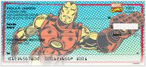 Marvel Comics Checks