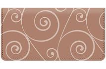 Boho Leather Cover