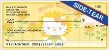 Hello Kitty® Blooms Side-Tear Checks