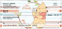 Winnie the Pooh Woodland Folks Checks