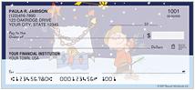 Charlie Brown Christmas Checks